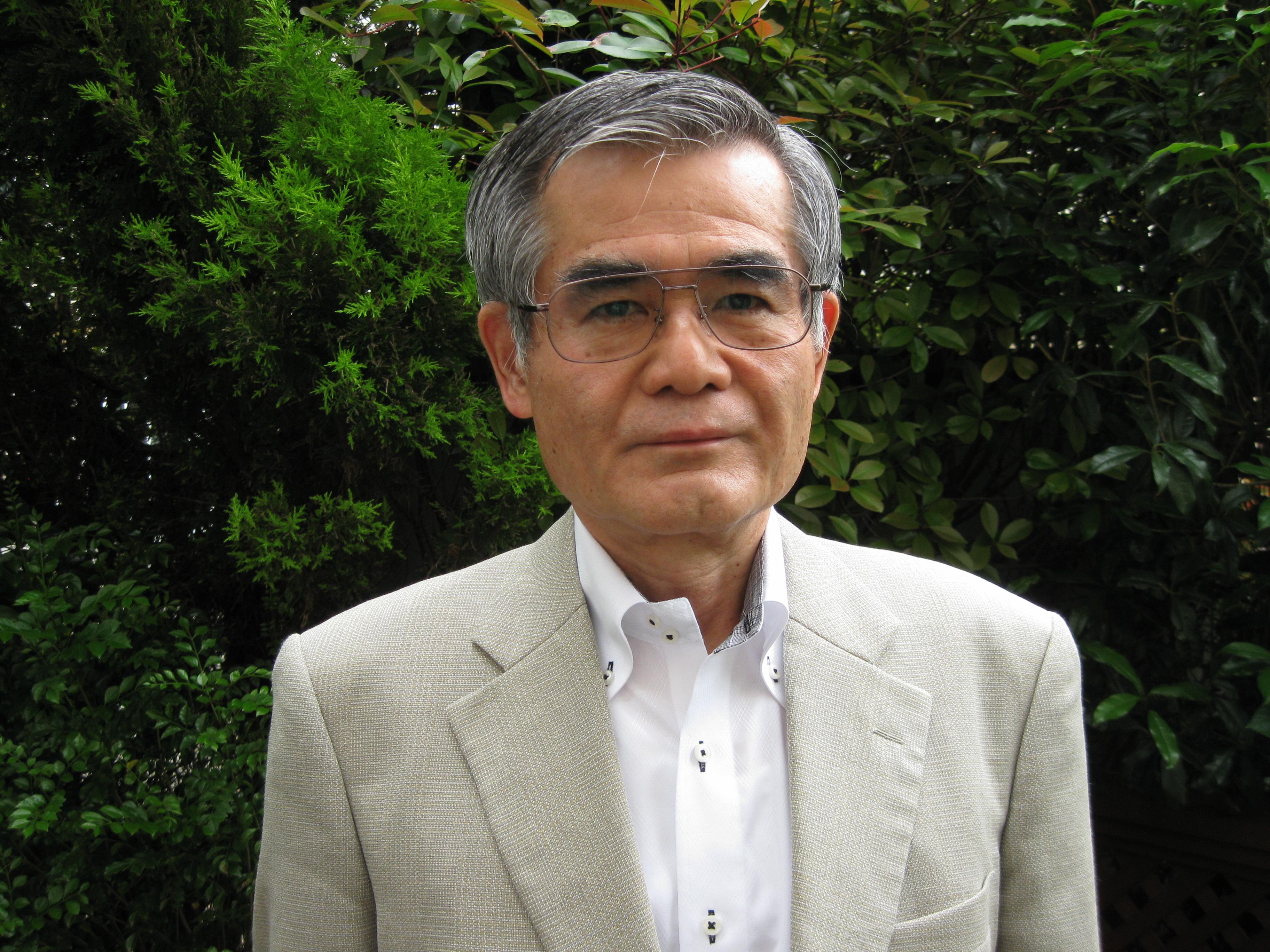 臼井敏男さんの顔写真